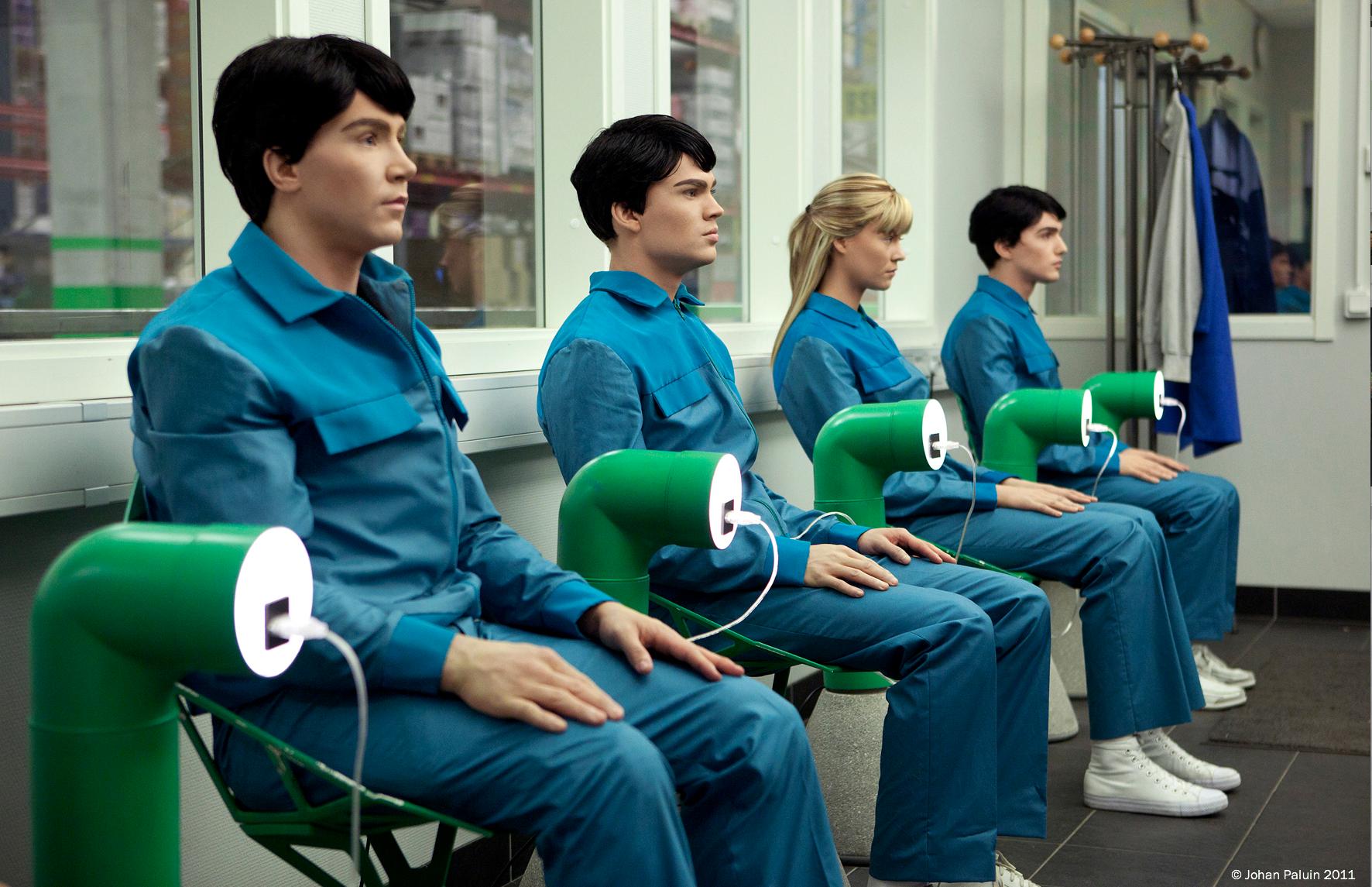 IA, robots qui parlent et humains sous influence