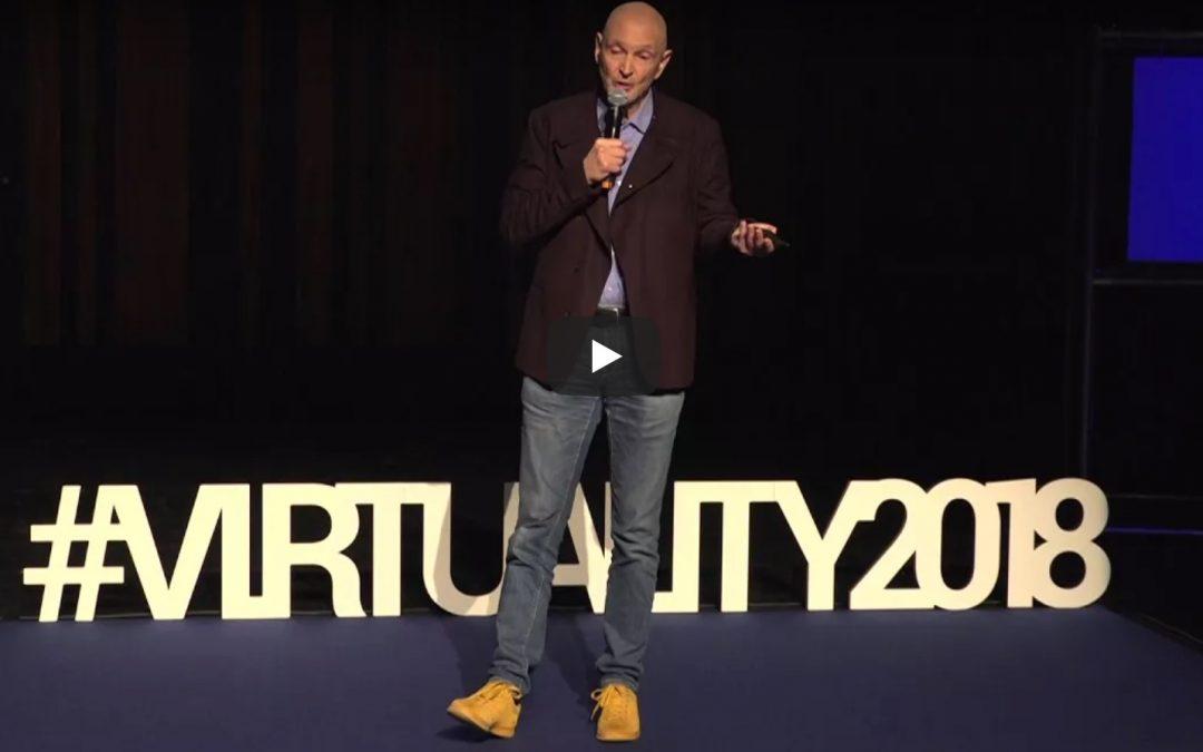 #Virtuality2018 – Pour comprendre le monde, ou pour le remplacer (Serge Tisseron)