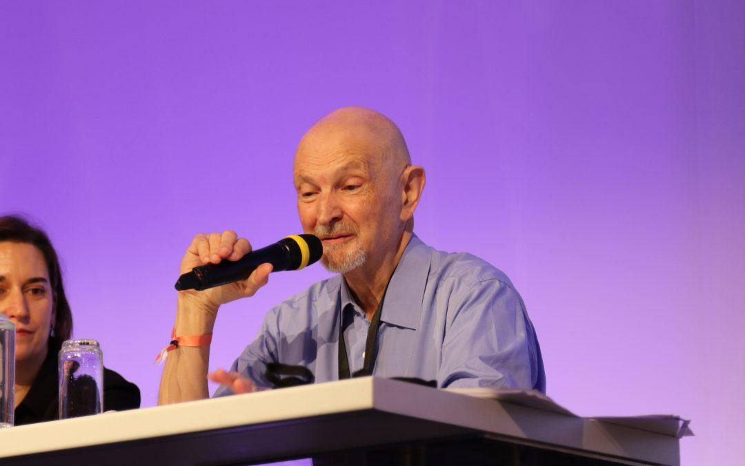 Serge Tisseron au congrès Voice Tech