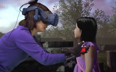 La mort, la petite fille et la réalité virtuelle