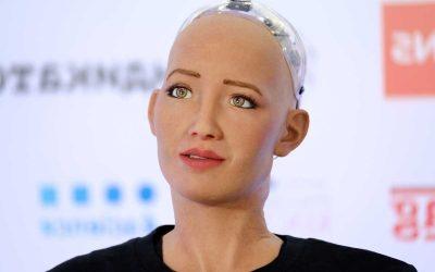 Les concepteurs du robot SOPHIA rêvent-ils d'humains géminoïdes ?